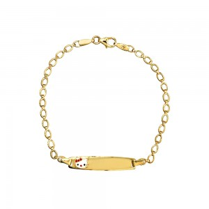 Bracelet ID Hello Kitty