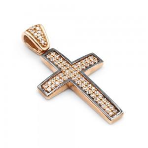14 carats golden cross