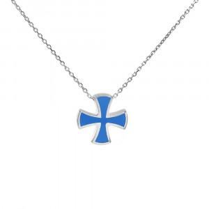 Κολιέ με σταυρό