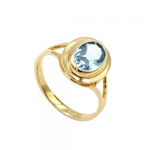 Ring Aquamarine
