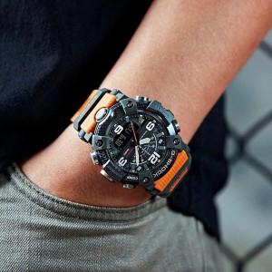 Casio G-Shock Mudmaster Orange